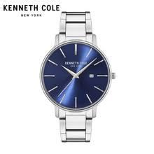 <b>Мужские Часы Kenneth</b> Cole, кварцевые часы, серебристый ...