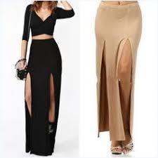 <b>2018 New Fashion</b> Charming <b>Sexy</b> Women Lady Long Skirts Open ...
