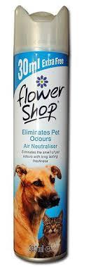 <b>Освежитель воздуха FLOWER SHOP</b> Eliminates Pet Odours Air ...