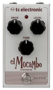 <b>Педаль эффектов</b> для электрогитары <b>TC</b> electronic El Mocambo ...