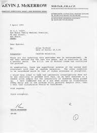 doctor s letter casts doubt on titford rape allan titford doctor s letter letter from