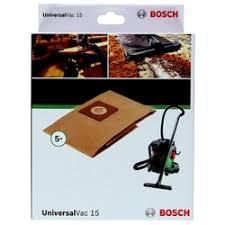 "Бумажные <b>мешки</b> для <b>Bosch</b> ""UniversalVac 15"", 5 шт. 2609256F32"