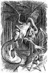 Images & Illustrations of jabberwocky