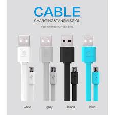 ORIGINAL Nillkin <b>Micro USB 120cm</b> Charging Cable <b>Samsung</b> Note ...