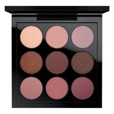<b>M.A.C</b> Cosmetics <b>Eye Shadow</b> X 9 - <b>Burgundy</b> Times Nine + Free Post