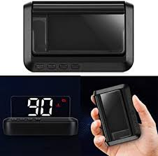 "Three T <b>C100</b> 3"" <b>Car</b> OBD2 Gauge HD LCD <b>Screen</b> HUD Head-Up ..."
