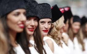 Russia, la <b>donna</b> più sexy dell'<b>anno</b> Russia è la blogger Natalya ...