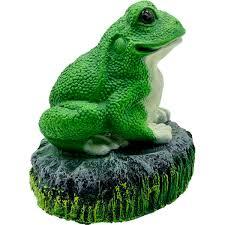 <b>Садовая фигура</b> «<b>Лягушка на</b> камне» высота 22 см в Волгограде ...