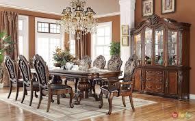 Formal Dining Room Table Dining Room Furniture Natural Rooms Barocco Black Side Furniture