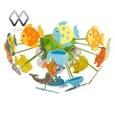 <b>Люстра Mw</b>-<b>Light Улыбка</b> рыбки потолочные <b>365014605</b> купить ...