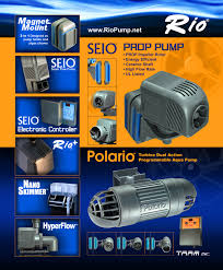 taam aquarium products new product flyer