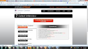 last minute interview get ready our online interview tool then you will have the choice to select from pre selected question sets or to create your own interview