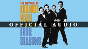 The <b>Four Seasons</b> - Walk Like A <b>Man</b> (Official Audio) - YouTube