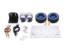 Balance car <b>aluminum alloy</b> base plate kit – yahboom