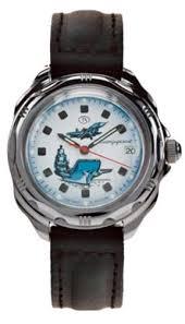 <b>Мужские</b> наручные <b>часы Восток 211261</b> Командирские 17 камней