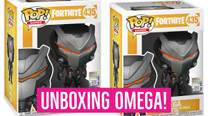 <b>Funko Pop Vinyl</b> Fortnite <b>OMEGA</b> Unboxing! Fortnite Battle Royale ...