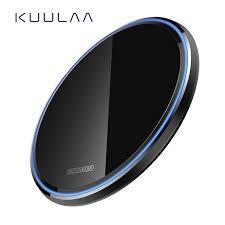 <b>KUULAA Qi Wireless Charger</b> 10W Fast Wireless Charging Stand ...