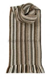 модный вязаный шотландский шарф Zig Zag <b>Coffee Shop</b> Зигзаг ...