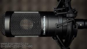<b>Студийный микрофон AUDIO-TECHNICA</b> AT2035 - YouTube