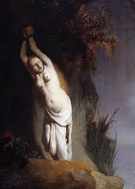 roald dahl s short story the landlady marginalisation of women rembrandt s andromeda chained to the rock a late renaissance representation of a damsel in