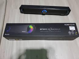SonicGear <b>BT300 Bluetooth</b> Soundbar, Electronics, <b>Audio</b> on ...