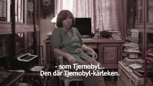 Han gör en kärleksdokumentär om Aleksijevitj - Kultur | SVT.se