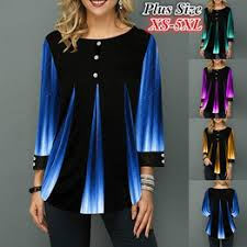 Size S-5XL <b>Autumn winter Women</b> Loose Long Sleeved <b>Printing</b> ...