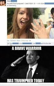 A Brave Warrior | Funny Pictures, Quotes, Memes, Jokes via Relatably.com