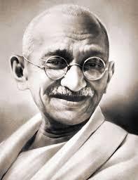 Resultado de imagen para Mahatma Gandhi