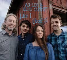 <b>AJ Lee</b> & Blue Summit