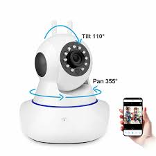 LSmart 1080P Wireless <b>IP</b> Camera Cloud WiFi Camera Intelligent ...