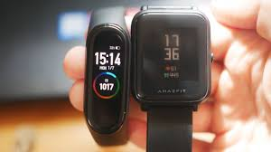 Mi <b>Band</b> 4 vs <b>Amazfit</b> Bip: Which is really better? - YouTube