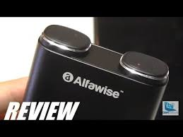 REVIEW: <b>Alfawise</b> TWS Wireless Earphones, Largest Battery Case ...