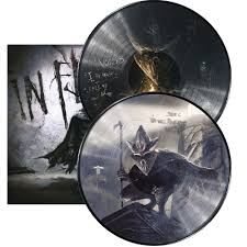 IN FLAMES | I, the mask PICTURE <b>VINYL</b> - Nuclear Blast