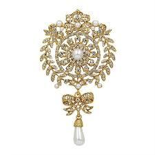 US $1.90Nieuwe <b>Mode</b> Grote Maat <b>Crystal</b> Diamante en Imitatie ...