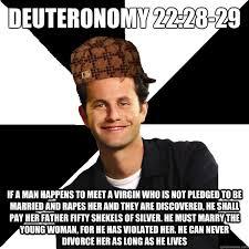 Scumbag Christian memes | quickmeme via Relatably.com