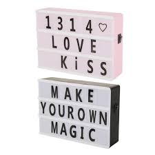 top 9 most popular size <b>letters lights</b> list and get free shipping - a80
