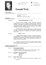 resume templates writing professional pertaining to resume templates resume template word cv english example resume in 87 surprising