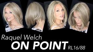 Raquel Welch ON POINT Wig Review | <b>NEW STYLE SPRING 2019</b> ...