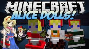 Minecraft | ALICE DOLLS! (Cute <b>Anime</b> Maid <b>Minions</b>!) | Mod ...