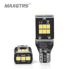 2x <b>T15</b> W16W LED Wedge Bulb Led Lamp Light Canbus <b>921</b> 912 ...