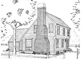 Salt ShakerA Charming small house plan of A Tidewater Salt Box Design  An idealhouse plan for a first home  second home  last home  guest house  or a vacation home