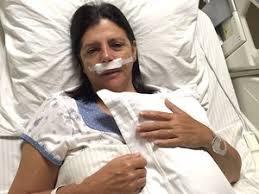 Resultado de imagem para ROSEANA SARNEY NO HOSPITAL