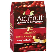 <b>Actifruit</b> Cran-Max 500MG (20 <b>Chews</b>) by Enzymatic Therapy at the ...