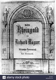 「first play Das Rheingold1869」の画像検索結果
