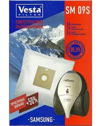 <b>Мешки пылесборные Vesta</b> Filter SM 09 S - ElfaBrest