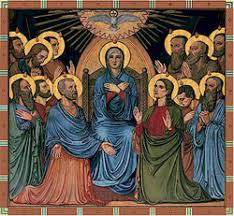 Image result for gospel pentecost 2016