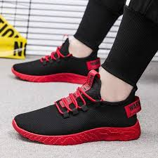 <b>WENYUJH Men Sneakers</b> Breathable Casual No slip <b>Men</b> ...