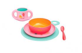 <b>Набор посуды</b> Bооо (<b>5 предметов</b>) от 6 мес. Suavinex — купить в ...