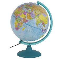<b>Глобус Глобусный мир</b> политический/физический диаметр 250 ...